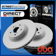 DBA Street Series Front Rotor - Holden VZ SSZ 2005-on DBA2020