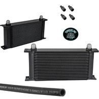 TLG Transmission Fluid Cooler kit - BA-BF Falcon & Territory - 4SPD