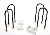 "NOLATHANE Rear Lowering Block kit - 1.5"" - Suit Ford Falcon XR-XF Leaf spring 6cyl models"