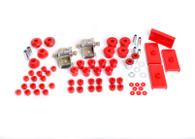 NOLATHANE Complete F & R Bushing kit - Suit Ford Falcon XC-XD
