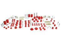 NOLATHANE Complete F & R Bushing kit - Suit Ford Falcon EF-EL