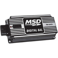 MSD Digital 6AL Ignition Control - BLACK