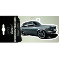 RADIAL LIFE Mazda RX3 Car Air Freshener - Apple Scented