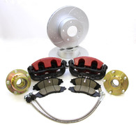 TLG Holden VB-VP to VT-VZ Commodore Brake Upgrade KIT