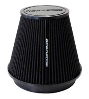 "AEROFLOW 6"" Tapered Inlet Pod Filter 152mm High"