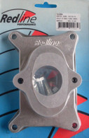 REDLINE Universal Carb Adaptor Plate - 1BBL to 2BBL Holley/Quickfuel