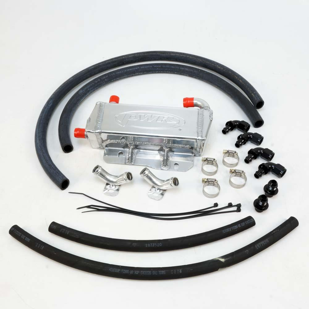 PWR Transmission Heat Exchanger Kit - BF-FG 6cyl ZF 6-SPEED