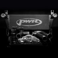 PWR Ford PX Ranger/Mazda BT50 Intercooler Kit - 2012+ models - BLACK
