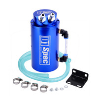 D1 SPEC Catch Can kit - 500ml BLUE