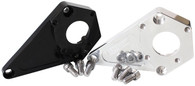 AEROFLOW LS Series Billet Power Steering Bracket - BLACK