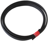 "AEROFLOW PET Flex Braid Heat Sleeve - Up to 1/4"" I.D - 7.6M length"