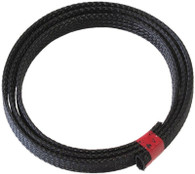 "AEROFLOW PET Flex Braid Heat Sleeve - Up to 1/2"" I.D - 7.6M length"