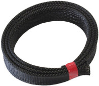 "AEROFLOW PET Flex Braid Heat Sleeve - Up to 1"" I.D - 7.6M length"