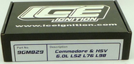 ICE IGNITION Performance Lead set - GM LS2/3 - 9mm