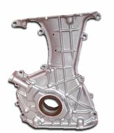 NISSAN OEM Oil Pump & Cover Assembly - S13 SILVIA / 180SX SR20DET