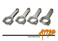 ATTKD Autech Forged Connecting Rod Set - Mitsubishi 4G63 H-Beam