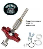 TLG Billet Short Shifter - Holden Commodore VE-VF V8 - All models