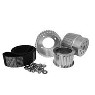 PROFLOW Gilmer Belt Drive Kits - Mazda Rotary 12A/13B - SILVER