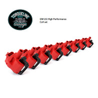 TLG High Performance Coils - suit GM LS1