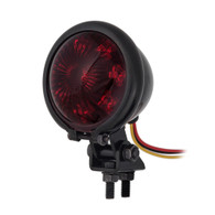 "TLG 2.5"" Round Taillight - Black - LED"