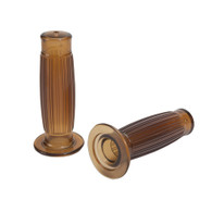 TLG Gran Turismo Grips - Transparent Brown