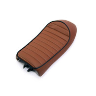 TLG Custom Cafe Racer Seat - Brown