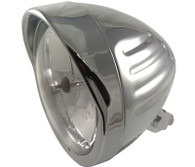 "ATTITUDE INC 6"" Custom Ribbed Headlight"