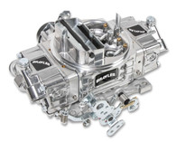 BRAWLER by Quickfuel Die-cast Series 600cfm 4-Barrel Carb - Electric Choke