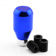 Universal Billet Shifter knob - Suits all 5spd - BLUE