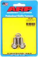 ARP Chevrolet Alternator Bracket Bolts Stainless Steel Polished