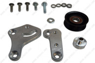 ICT GM LS Billet Aluminum Manual Belt Tensioner - LS1/LS2/LS3/LSA