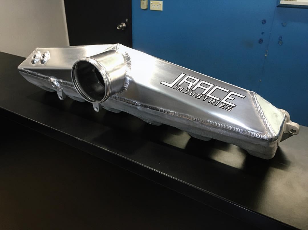 JRACE Sheetmetal Intake manifold suit Nissan TD42