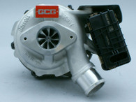TDX Mazda BT50 / Ford Ranger PX 3.2L GEN II Turbocharger Upgrade