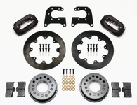 """WILWOOD Dynalite Drag Race Rear Axle Kit (Solid Rotor) Suit Small Bearing Ford 9"""""""