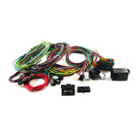 TLG Universal 20 Circuit Wiring Harness Kit - Suit Hot Rod / Race Car