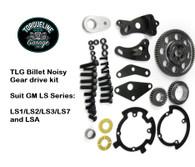 TLG GM LS1/LS2/LS3/LS7 & LSA Noisy Timing Gear Drive Kit