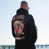 RADIAL LIFE LS Power Hoodie V2 Black