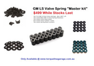 TLG GM LS Dual Valve Spring Master Kit