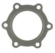 GT42 Turbocharger Dump-Pipe Gasket - 6 Bolt