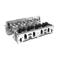 TLG Aluminum Race Cylinder Heads - Holden 253/304/308 - 205cc/68cc CNC PORTED - ASSEMBLED