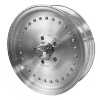 "STREET PRO 007 Autodrag Wheel - Ford Pattern 17x4.5"" - 1-3/4"" BS"