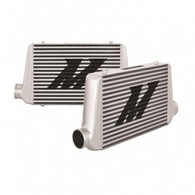 MISHIMOTO Universal Intercooler - 450x300x76mm G-LINE SILVER