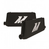 MISHIMOTO Universal Intercooler - 580x300x76mm S-LINE BLACK