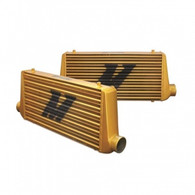 MISHIMOTO Universal Intercooler - 600x300x76mm M-LINE GOLD