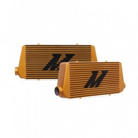 MISHIMOTO Universal Intercooler - 610x300x100mm R-LINE GOLD