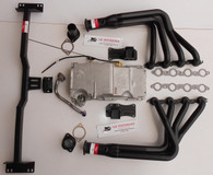 CASTLE Engine Conv. Kit - GM LS into Holden HQ-HJ-HX-HZ-WB 4-INTO-1