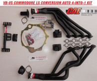 CASTLE Engine Conv. Kit - GM LS into Holden Commodore VB-VS