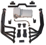 CASTLE Engine Conv. Kit - GM LS into 1955-1956-1957 Chevrolet RHD