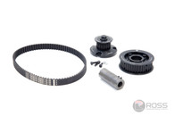 ROSS Nissan RB25 R33 HTD Power Steering Pulley Kit