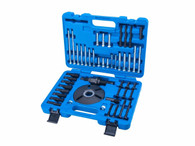 TLG Universal Harmonic Balancer / Steering Wheel puller and re-fit kit - 59pc